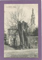 73 MYANS / L'Église / Arbre. - France