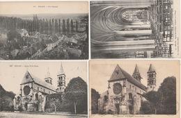18 / 5 / 3  -  Lot  De  7  CPA  DE  MELUN  ( 77  )  -  Toutes Scanées - Cartes Postales