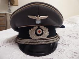 Casquette Officier WH - 1939-45