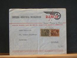 76/063  LETTER PORTUGAL POUR LA BELG. - Poststempel (Marcophilie)