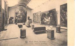Bruxelles - CPA - Brussel - Musée Wiertz - Intérieur Du Musée - Musées