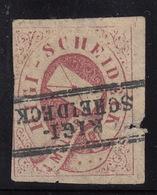 Rigi-Scheideck, Postamt Gersau / Hotelpost / Mit Stempel / Rarissimo / à Circulé. - Postmark Collection