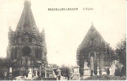 Bruxelles - CPA - Brussel - Laeken - L'Eglise - Laeken