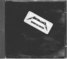 METALLICA - Nothing Else Matters - CD - Hard Rock & Metal