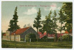 CPA - Carte Postale - Belgique - Bourg-Léopold - Camp De Beverloo - Boulangerie Militaire (CP2601) - Leopoldsburg (Camp De Beverloo)