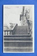 Cartolina Roma - Campidoglio - Illustratore A. Zardo - Seie V Alinari - Non Classificati