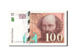 Billet, France, 100 Francs, 1998, Undated, TTB, Fayette:74.2, KM:158a - 1992-2000 Dernière Gamme