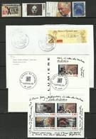 CINEMA - MOVIES - Timbres & Documents, 7 Scans - Cinema