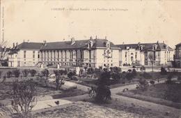 LORIENT  -  HOPITAL BODELIO  -  LE PAVILLON DE LA CHIRUGIE - Lorient