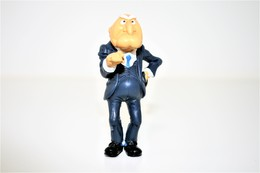 Vintage THE MUPPETSHOW : Statler  - Scleich - 1985 - Small Figures
