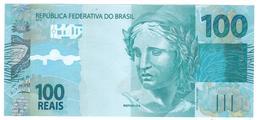 Brazil 100 Reais, UNC. Rare. - Brazil