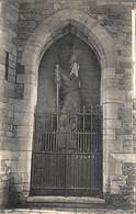 Hannut - Statue Ancienne De Ste Christophe (Edit. Laflotte, Bas-Oha, 1923) - Hannut