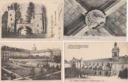 18 / 5 / 8  -  LOT   DE    5  CPA    3  CPSM  DE  LUXEUIL  ( 70 ) Toutes Scanées - Cartes Postales