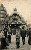 CPA PARIS 14e Place Denfert-Rochereau Souvenir Des Fetes (676494) - Arrondissement: 14