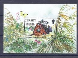 180027892  JERSEY  YVERT  HB  Nº  13  **/MNH - Jersey