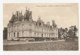 49 Chazé Sur Argos, Chateau Des Peltrais (2203) - France