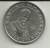100 Escudos 1995 D. António Prior Do Crato Portugal - Portugal