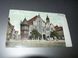 Hildesheim - Rathaus Germany - Hildesheim