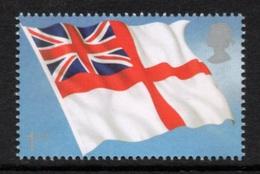 GREAT BRITAIN 2005 White Ensign: Single Stamp UM/MNH - Nuovi