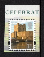 GREAT BRITAIN 2008 Carrickfergus Castle: Single Stamp UM/MNH - Nuovi