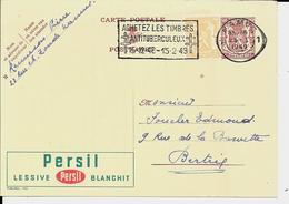 PUBLIBEL  785 - Persil Lessive - Interi Postali