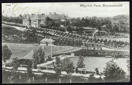 Bournemouth - Meyrick Park - Circulated - Circulé - Gelaufen - Year/Année: 1908. - Bournemouth (from 1972)