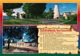 73210872 Bad_Salzelmen Tinnituszentrum Kunsthof Kurmittelhaus Lindenbad Bad_Salz - Schoenebeck (Elbe)