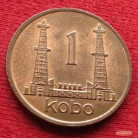 Nigeria 1 Kobo 1974 KM# 8.1 - Nigeria