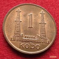 Nigeria 1 Kobo 1974 KM# 8.1 Nigerie - Nigeria