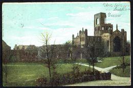 LEEDS - Kirstall Abbey -  Circulated - Circulé - Gelaufen - Year/Année: 1904. - Leeds