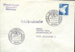 33438 Germany Special Postmark Bayreuth 1982 Richard Wagner Festspiele,parsifal - Muziek