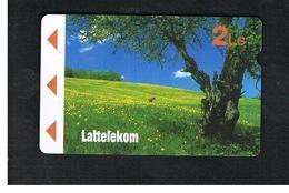 LETTONIA (LATVIA) -        1995  LANDSCAPE                         -  USED - RIF. 10579 - Latvia