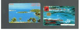 ALBANIA -  2000  MARINE LANDSCAPES    - USED -  RIF. 10806 - Albania