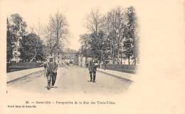 88 - VOSGES / Saint Dié - 882208 - Rue Des Trois Villes - Saint Die