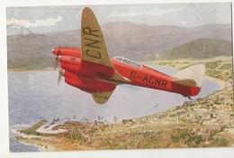 """19 - Le Havilland """" Comet"""" - 2 - Seater Racing Monoplane - 1919-1938: Between Wars"""