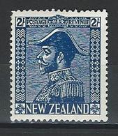New Zealand SG 466w, Mi 172 * MH - 1907-1947 Dominion