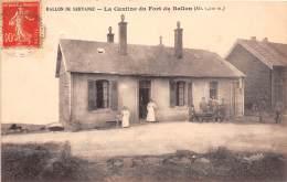 88 - VOSGES / 882327 - Le Thillot - La Cantine Du Fort Du Ballon - Francia
