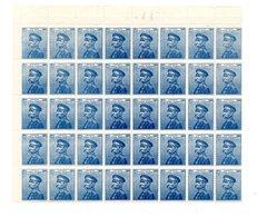 BIG - SERBIA 1911 ,  Unificato N. 99  : Blocco Di 40 Pezzi Nuovi ** - Serbia