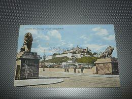 Würzburg - Festung Von Der Ludwigsbrücke Germany - Wuerzburg