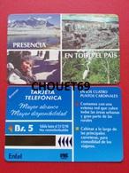 BOLIVIE First Card 5Bs Montage Of Views 1996 Exp 31.12.98 MINT URMET Bolivia Neuve - Bolivia