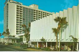 Etats-Unis > FL - Florida  MIAMI BEACH CARILLON HOTEL EN 1966 - Miami Beach