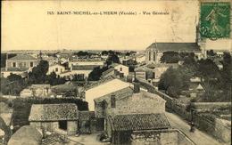 N°678 RRR GG SAINT MICHEL EN L HERM VUE GENERALE - Saint Michel En L'Herm