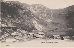 Lac Et Chalets De Bretaye (Cp Vierge) - VD Vaud