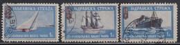 Kingdom Of Yugoslavia 1939 Adriatic Coast Guard (Jadranska Straza), Labels, Used - Gebraucht
