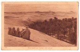 Lehnert Landrock 233, Une Oasis Au Milieu Des Dunes - Cartes Postales