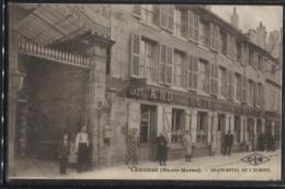 CPA - LANGRES - GRAND HOTEL DE L'EUROPE (TOP §§) - Edition C.L.B. - Langres