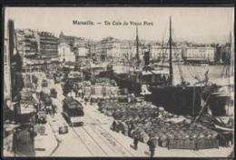 CPA - MARSEILLE - COIN DU VIEUX PORT - Edition ? - Vecchio Porto (Vieux-Port), Saint Victor, Le Panier