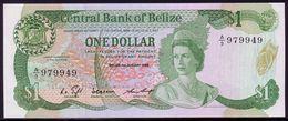 Belize 1 Dollar 01.01.1986 UNC - Belize