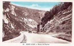 Pont D'Ain (01) - Route De Nantua - Autres Communes