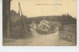 CRUGEY - L'Entrée Du Village - Other Municipalities